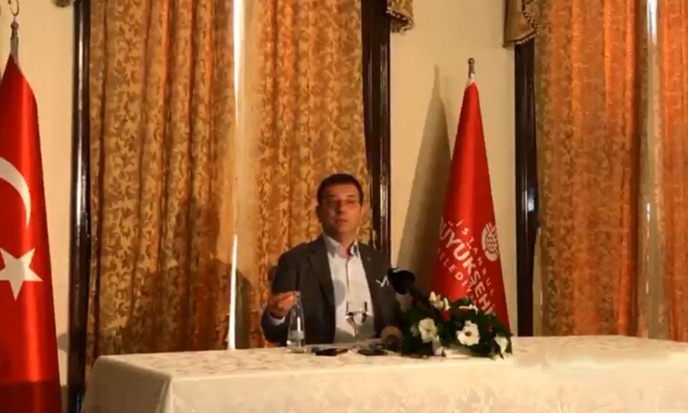Ekrem İmamoğlu'ndan Süleyman Soylu'ya israf sergisi' yanıtı