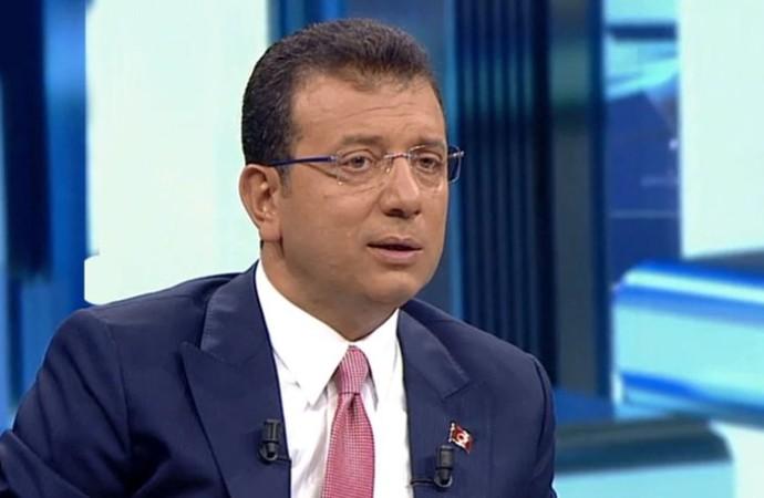 İmamoğlu'ndan toplanma alanları açıklaması: '20 yılda toplanma alanları sayısı 77'ye düştü!'