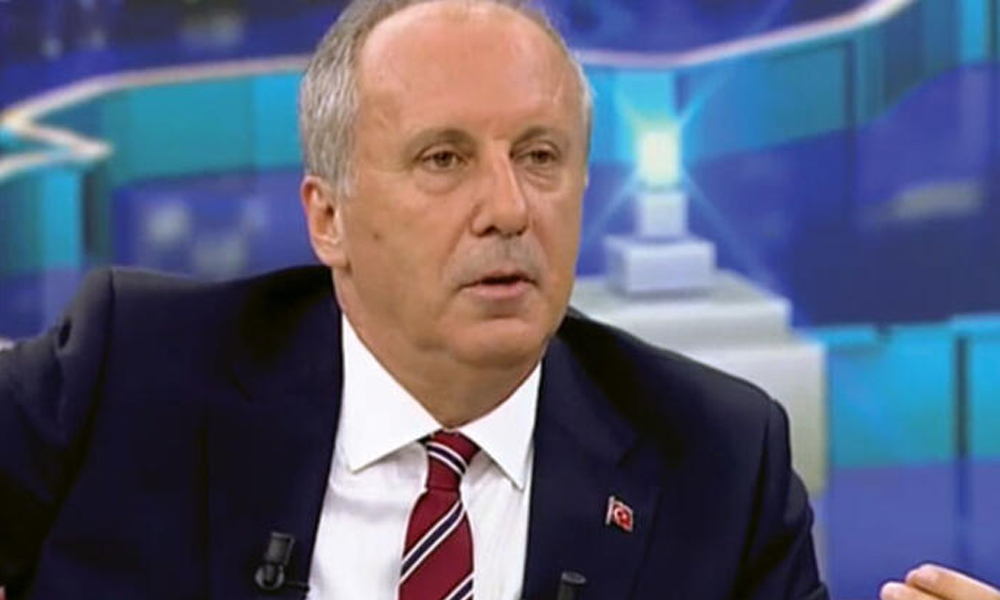 Muharrem İnce, 'CHP kurultayında aday olacak mı?' sorusunu yanıtladı