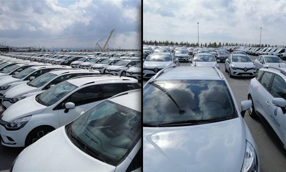 'İsraf Sergisi'ndeki arabalar için İBB harekete geçti! İşte araçların akıbeti…