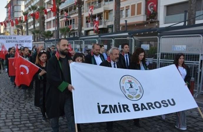 İzmir Barosu da harekete geçti: TBB'ye 'olağanüstü genel kurul' çağrısı