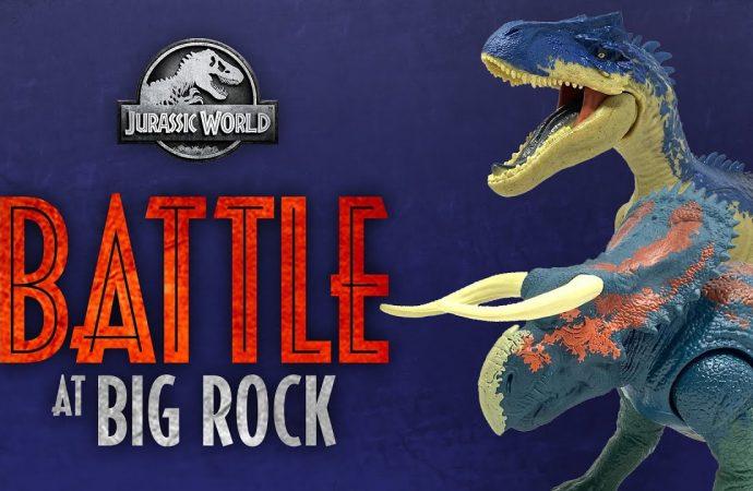 Jurassic World Battle At Big Rock isimli kısa film YouTube üzerinden yayınlandı