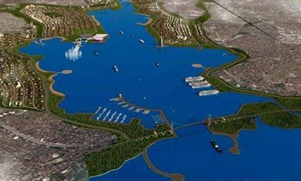 Kanal İstanbul'u iptal ettirecek rapor değiştirildi