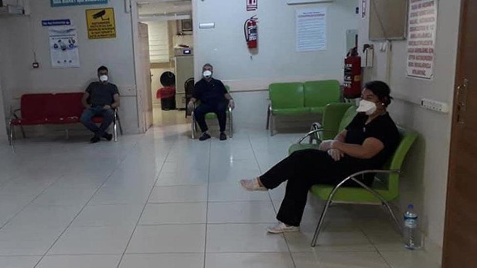 Korkutan şüphe! Hastane karantinaya alındı