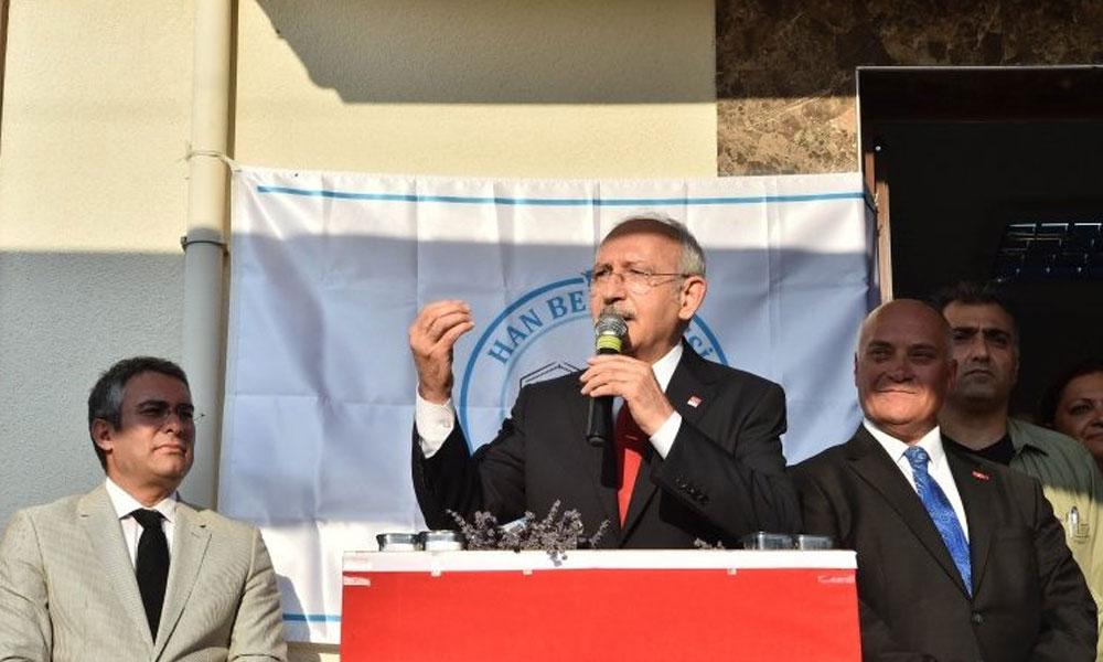 Kılıçdaroğlu'ndan 'Tank Palet' tepkisi: Bir ay içinde 50 milyon doları bulamazsam siyaseti bırakırım
