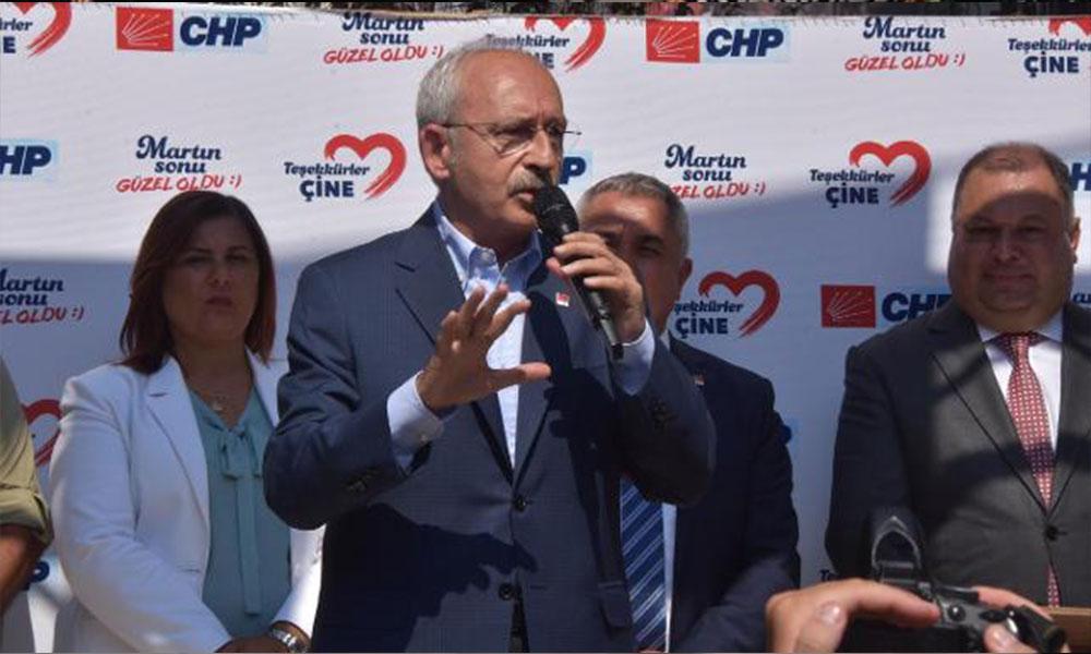İsraf Sergisi sonrası Kemal Kılıçdaroğlu'ndan Yenikapı açıklaması…