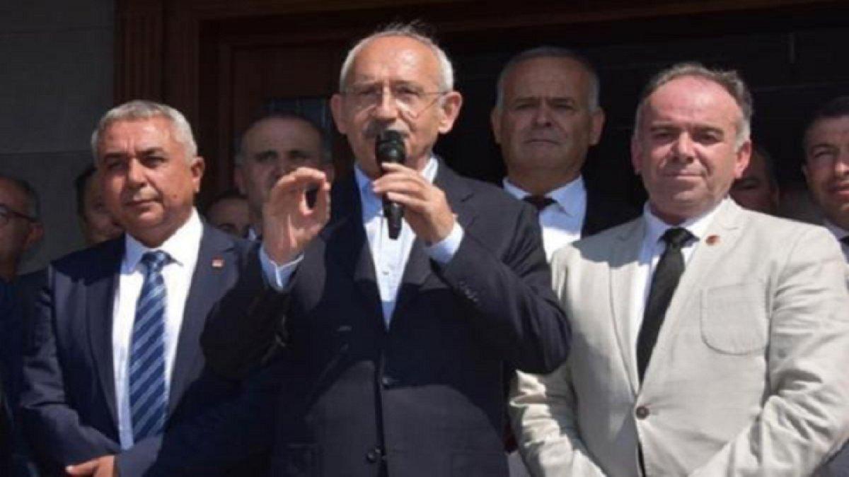 Kurultay öncesi AKP ve MHP'nin Kılıçdaroğlu planı