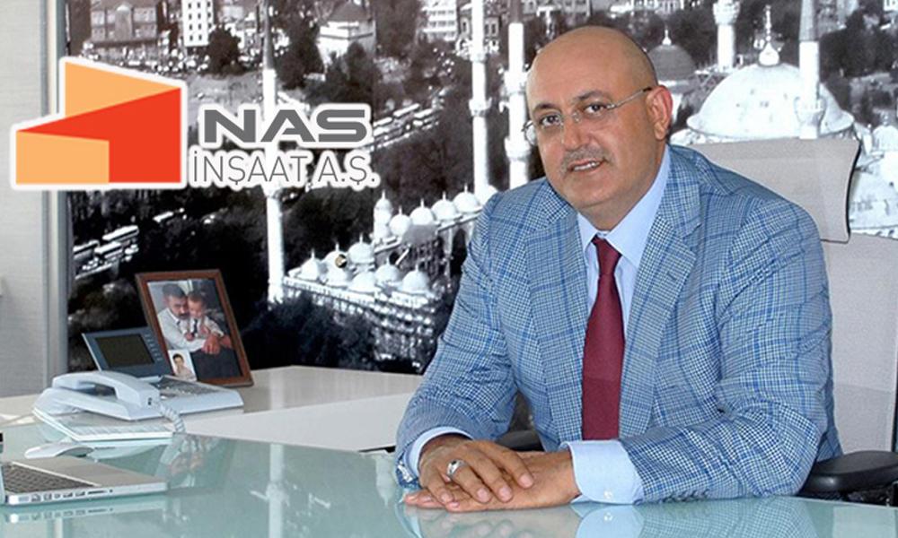Erdoğan'a yakınlığıyla bilinen ve İBB'de çok sayıda projesi bulunan inşaat firmasına haciz geldi