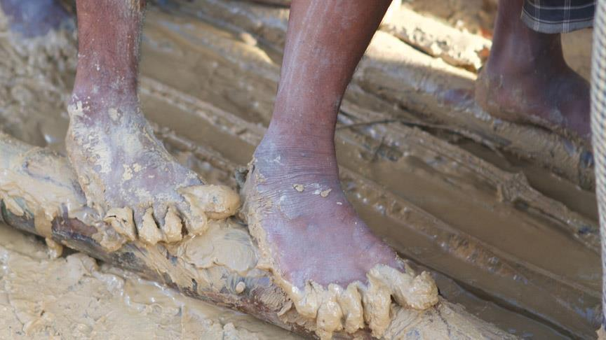 BM'den 'modern kölelik' raporu: 40 milyondan fazla insan ve kurbanların dörtte biri çocuk!
