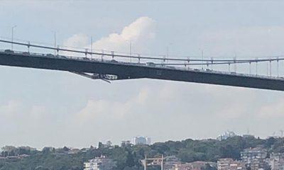 'Köprüde hasar' diye paylaşılmıştı! Bu görüntünün sırrı ortaya çıktı