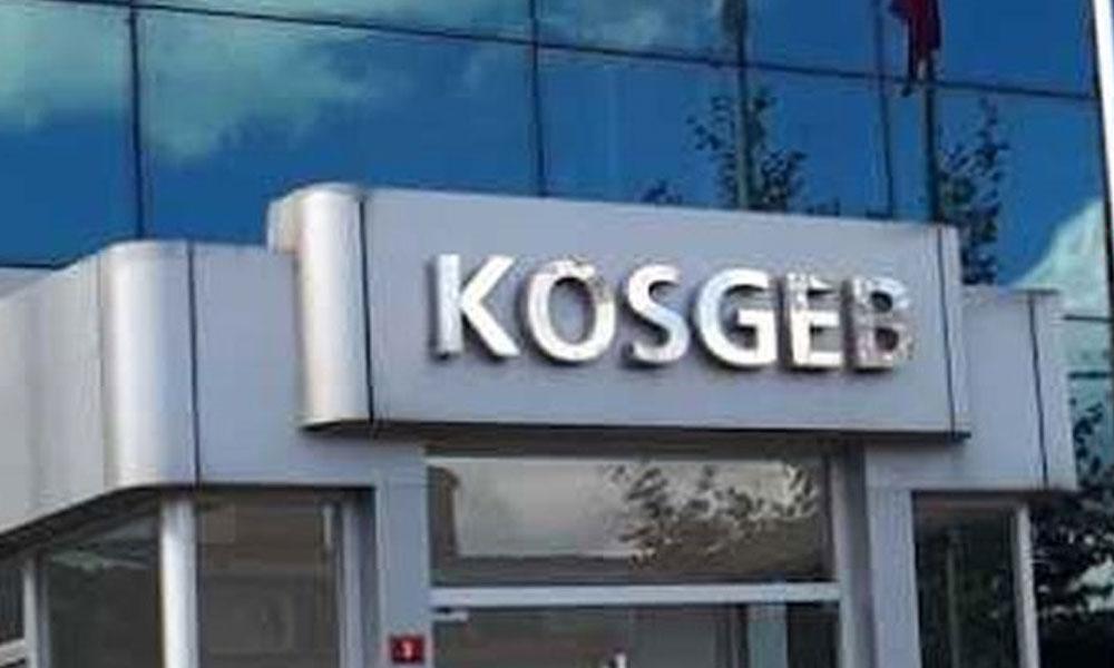 KOSGEB'in yeni binasında süse servet harcandı