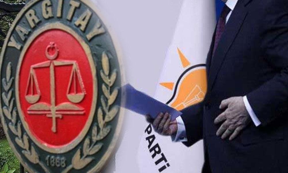 Yargıtay son rakamları açıkladı: İki ayda 56 bin 260 üye AKP'den istifa etti