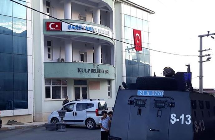 HDP'den Kulp kayyumu açıklaması: Olayların aydınlatılması yerine belediyelerimizi gasp etme adımlarının bir parçası