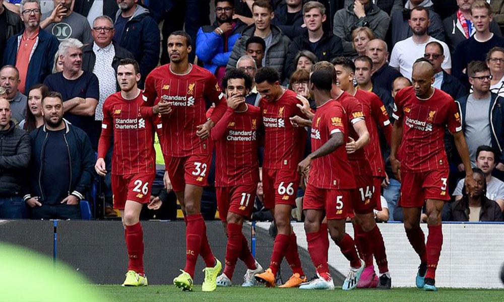 Liverpool durdurulamıyor! 6'da 6 yaptı
