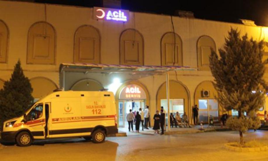 Mardin'de EYP'li tuzak: 1 ölü
