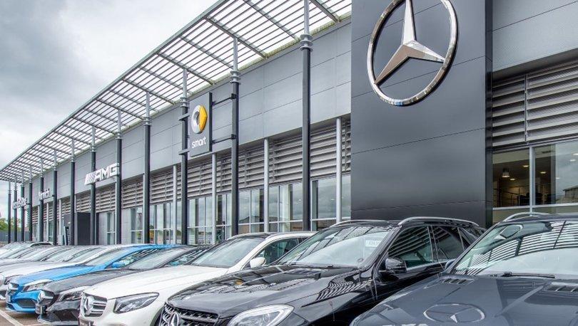 Kazada ortaya çıktı: Mercedes-Benz 1.3 milyon aracı geri çağırıyor
