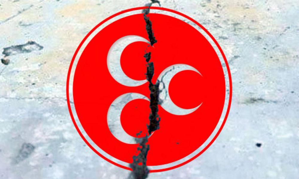 MHP'de deprem! İl başkanı görevden alındı…