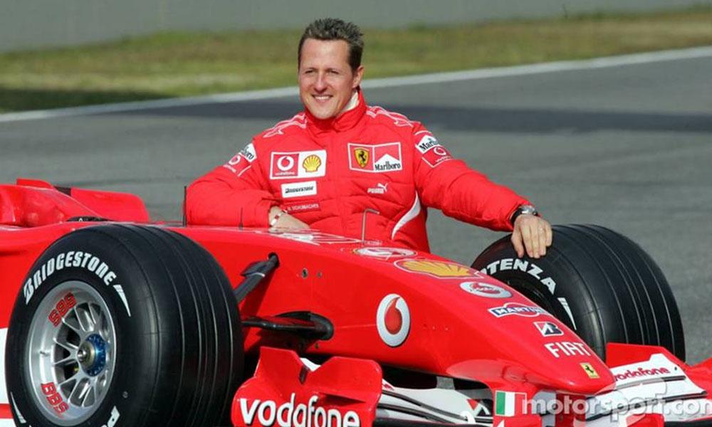 Efsane pilot Michael Schumacher'in oğlu Formula 1'de