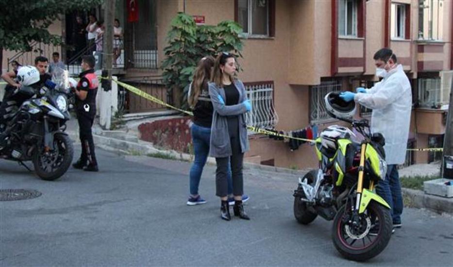 İstanbul'da motosikletli saldırganlar dehşet saçtı! 4 ayrı noktaya…