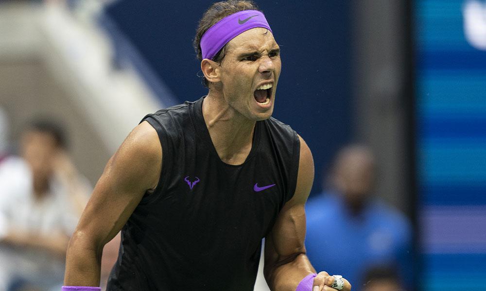 Amerika Açık şampiyonu Rafael Nadal