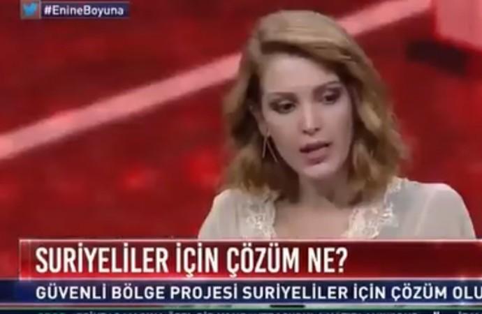 Nagehan Alçı, Prof. Dr. Ersan Şen'le tartışmaya girdi, canlı yayında reklam arası verildi