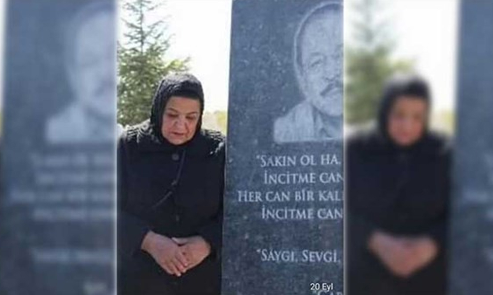 Neşet Ertaş'ın kardeşi Ayşe Garip yaşamını yitirdi