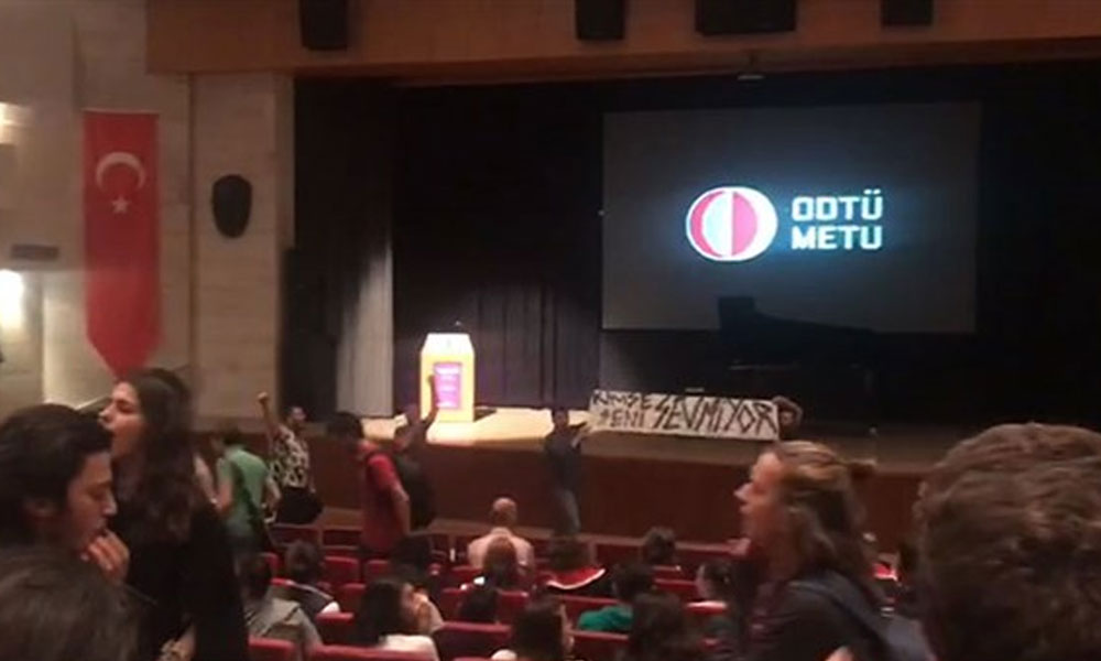 ODTÜ rektöründen bir skandal daha! 'Akademik Yıl Açılış Töreni' iptal edildi