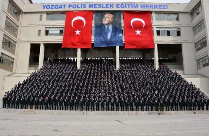 Polis okulunda 'Turan marşı' ile eğitim verilmişti…Meclis gündemine geldi