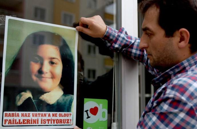 Rabia Naz'ı hastaneye götüren ambulans şoförünün ses kaydı ortaya çıktı! 'Çarpıp kaçmış'