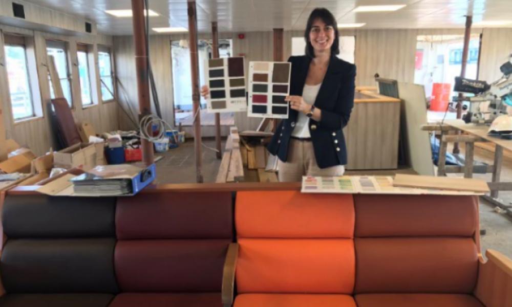 İBB, vapurların koltuk rengini İstanbullulara sordu