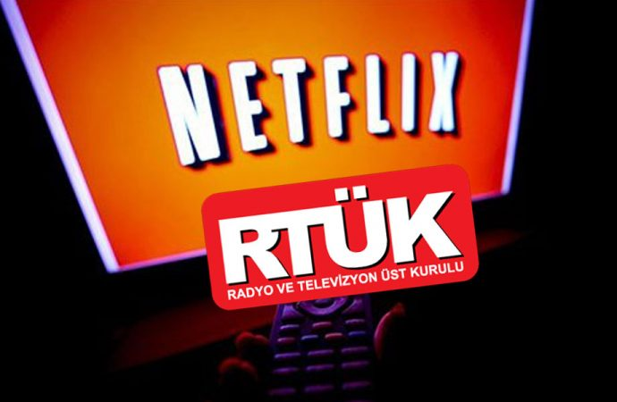 RTÜK denetimi yolunu açan yönetmeliği devreye soktu! Netflix, yarın açıklama yapacak