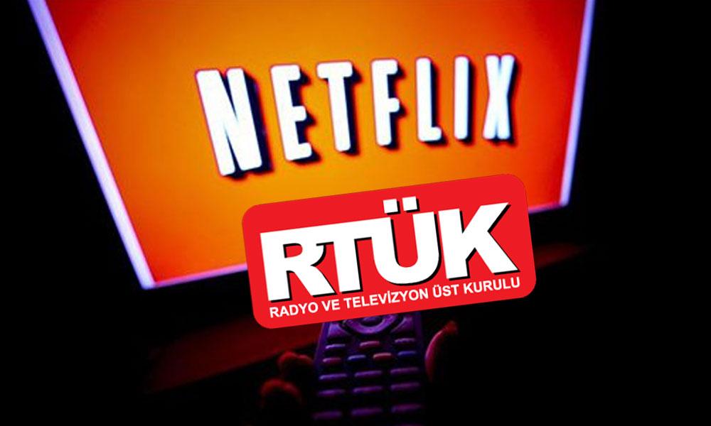RTÜK yönetmeliği devreye soktu… Netflix, yarın açıklama yapacak