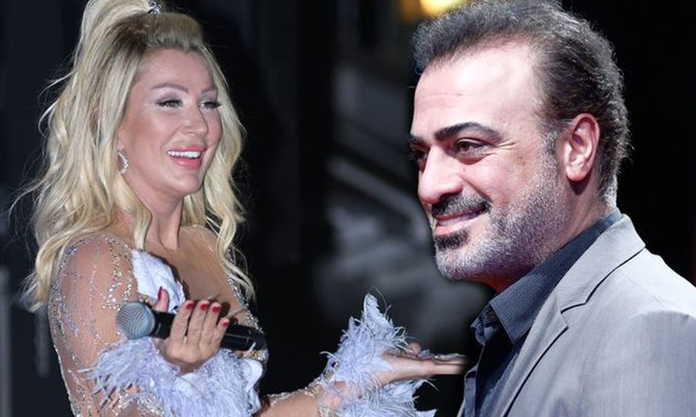Seda Sayan'dan 'Sermiyan Midyat'la aşk yaşıyor' açıklaması