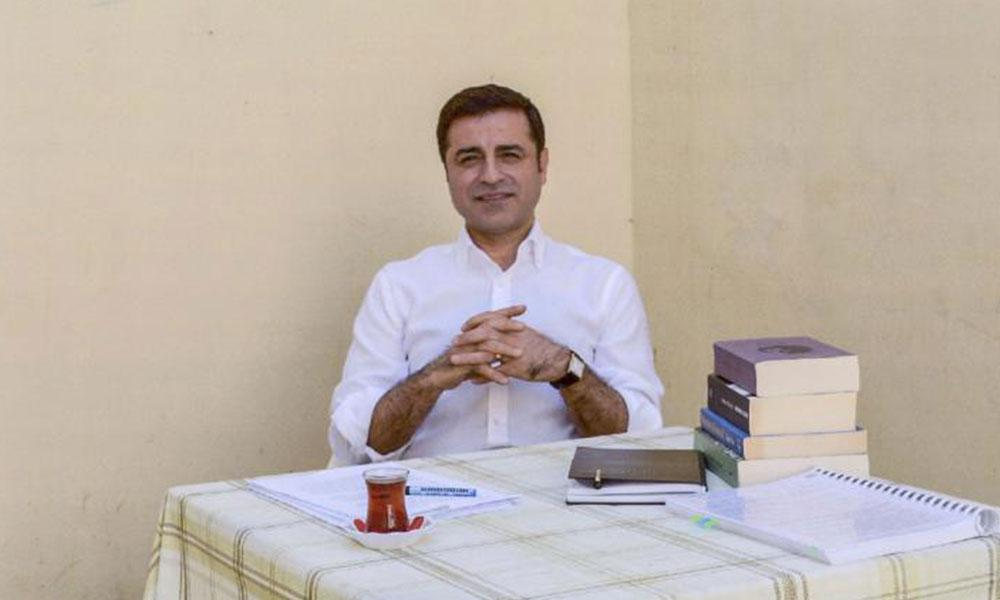 HDP'den Demirtaş'ın üyeliğinin düşürülmesine ilişkin açıklama!