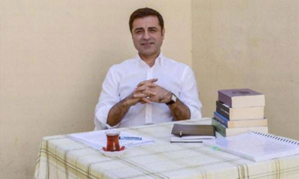 Demirtaş'ın tutukluluk haline itiraz gerekçesiz reddedildi