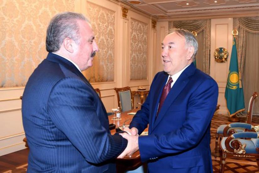 TBMM Başkanı Şentop, Kazakistan'daki 'FETÖ' okullarını istedi