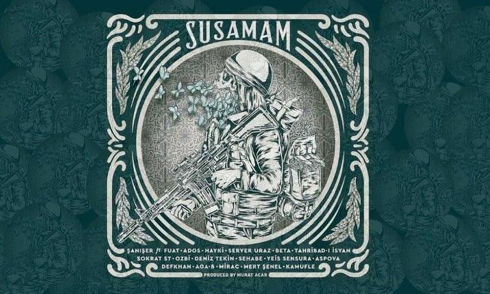 'Susamam' şarkısı bir eksildi! Ayrılığı sosyal medya hesabından duyurdu