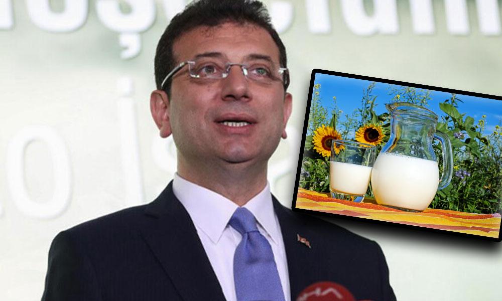 Ekrem İmamoğlu bir sözünü daha tuttu! İstanbul'da ücretsiz süt dönemi başlıyor…