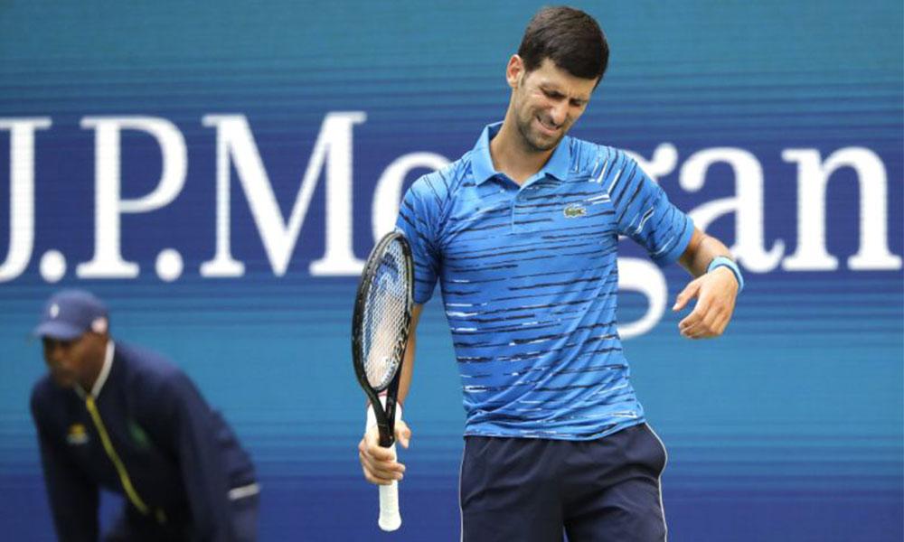 Tek erkekler bir numarası Djokovic'ten Amerika Açık'a veda…