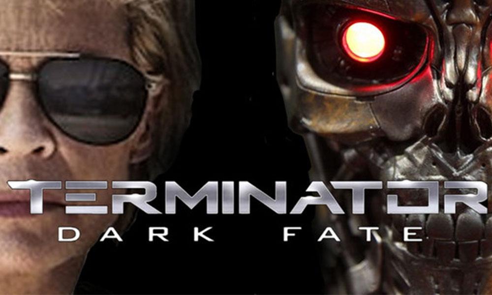 Terminatör 6 Dark Fate geliyor!