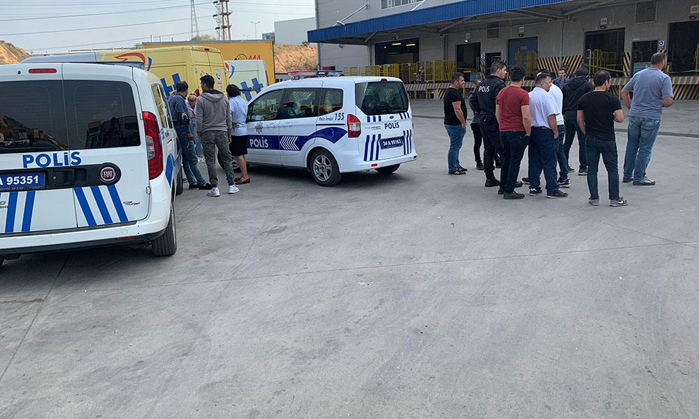 İstanbul'da 'şüpheli toz' alarmı! Hastaneye kaldırıldılar…