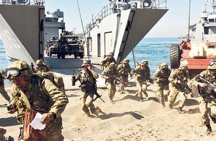 TSK'dan 'savaşa hazırız' mesajı…'Mavi Vatan'dan' sonra denizlerde 'Kararlılık 2019' tatbikatı