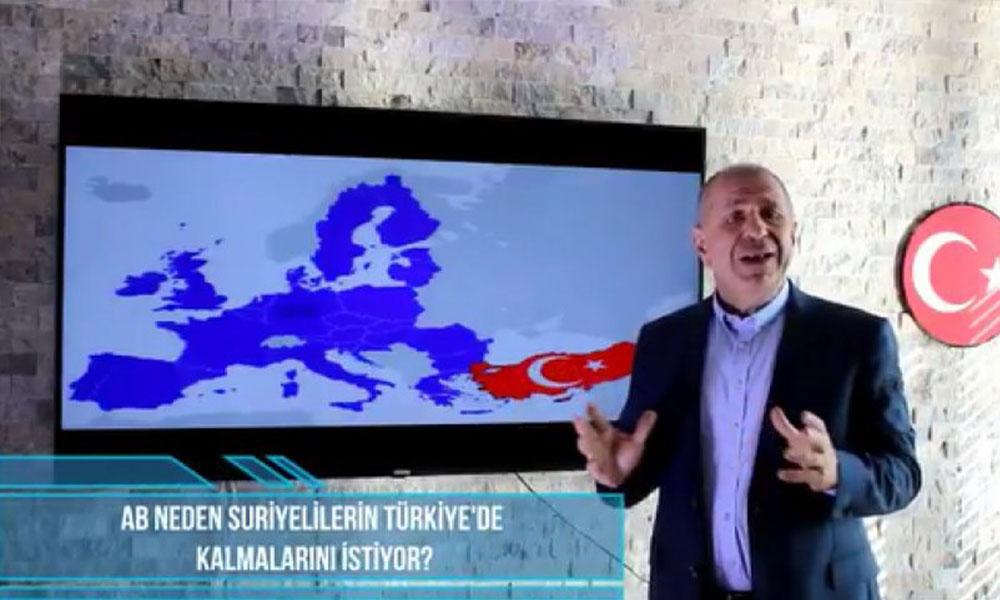 Ümit Özdağ'dan Türkiye'ye 2040 uyarısı!