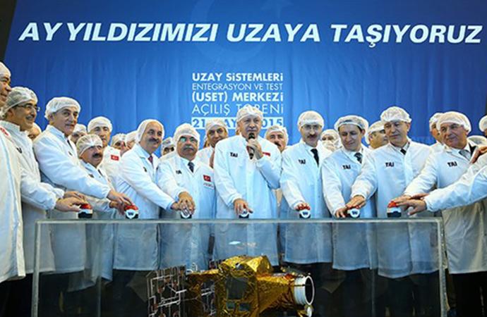 Türkiye Uzay Ajansı, ilk yönetim kurulu toplantısını yapacak
