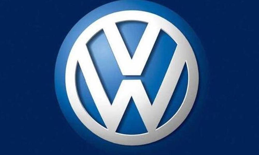 Volkswagen'in yeni logosu görüntülendi