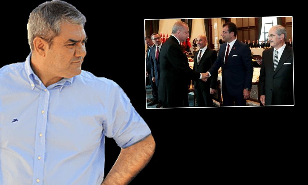Yılmaz Özdil'den Saray'daki toplantıya gönderme: Asrın liderimizin en takdir ettiğim tarafı bu