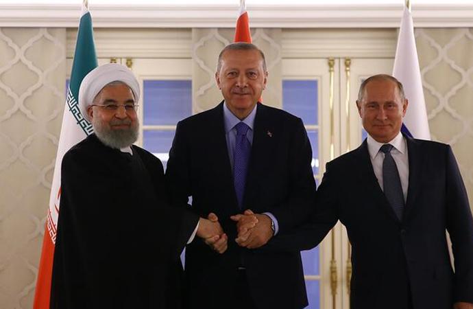 Ankara'da üçlü Suriye zirvesi sona erdi… Erdoğan: Artık Suriyelilerin ülkelerine geri dönüşlerine yoğunlaşmalıyız