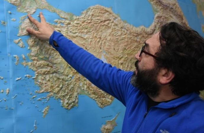Prof. Dr. Çakır: 1999'dan beri beklenen İstanbul depremini etkileyen ve öne çeken en büyük deprem