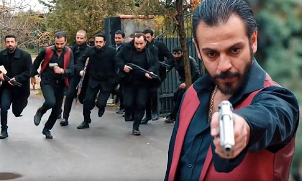 Radyo ve Televizyon Üst Kurulu'ndan Çukur'a ceza yağdı