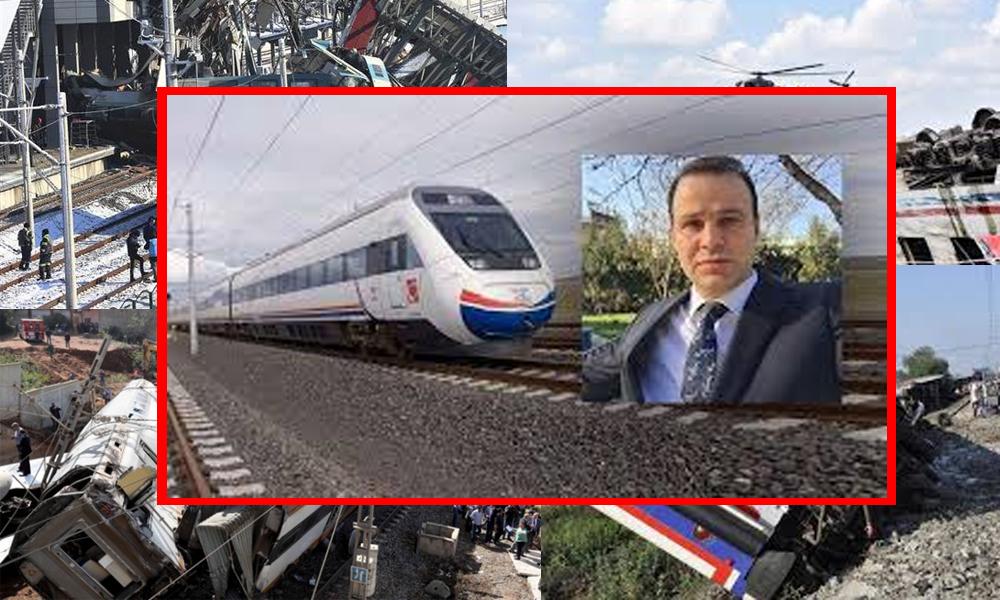 TCDD'nin 'hızlı tren trafiği' mezbaha görevlisine emanet